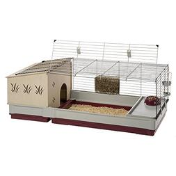 Ferplast Krolik Cages 140 Plus Rabbit Cage, 55.91 23.62 19.6