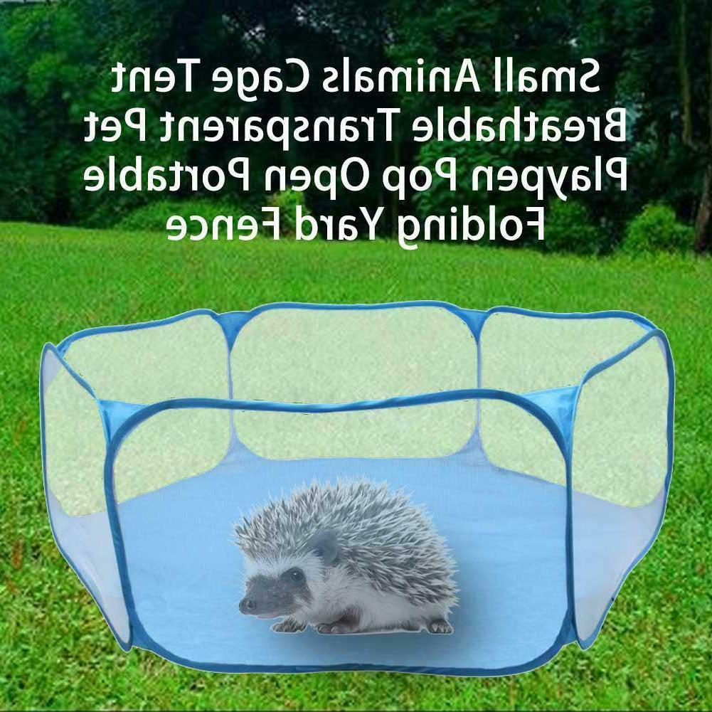 2020 Cage Tent Rabbits Pet Playpen Exercise