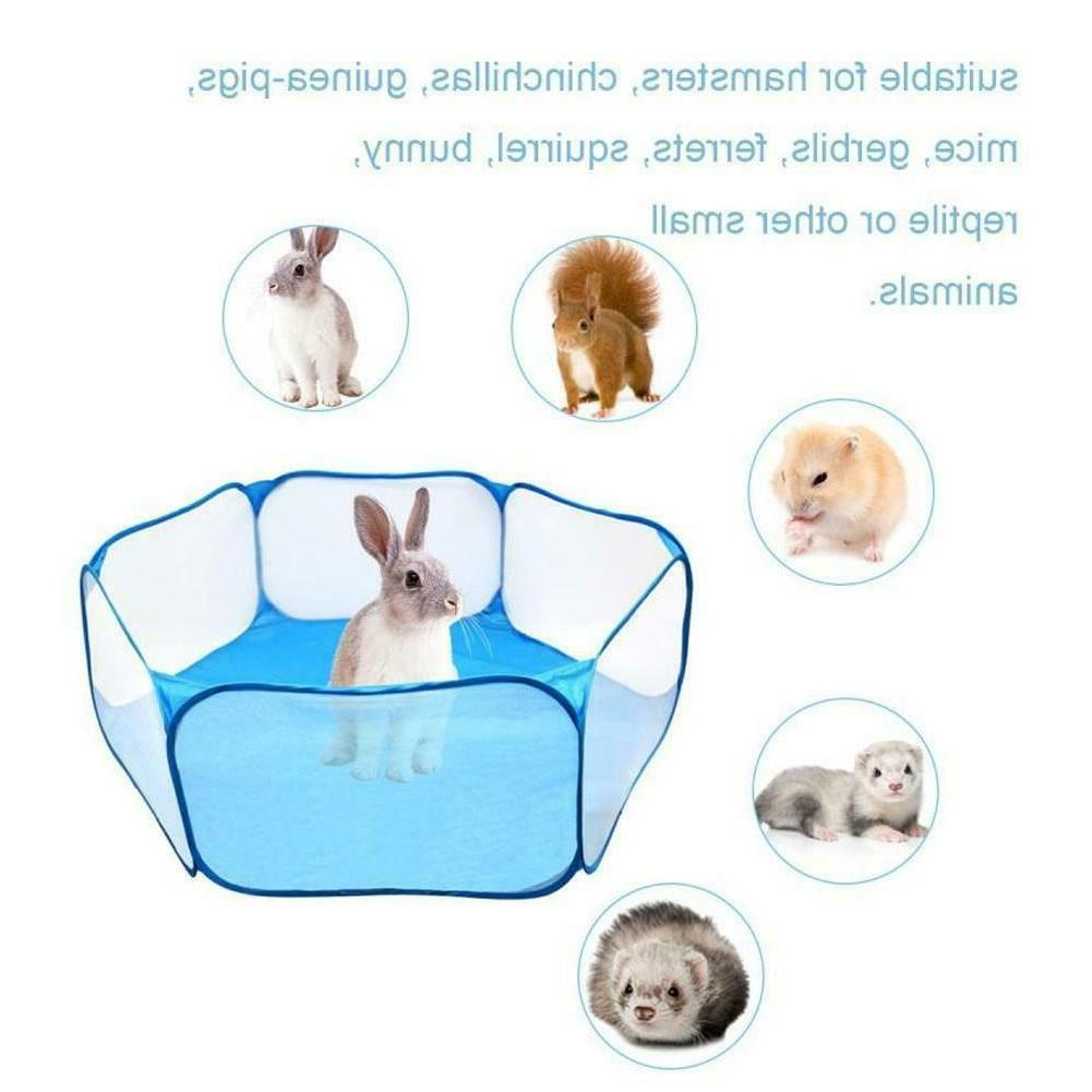 2020 New Small Cage Rabbits Hamster Pet Playpen