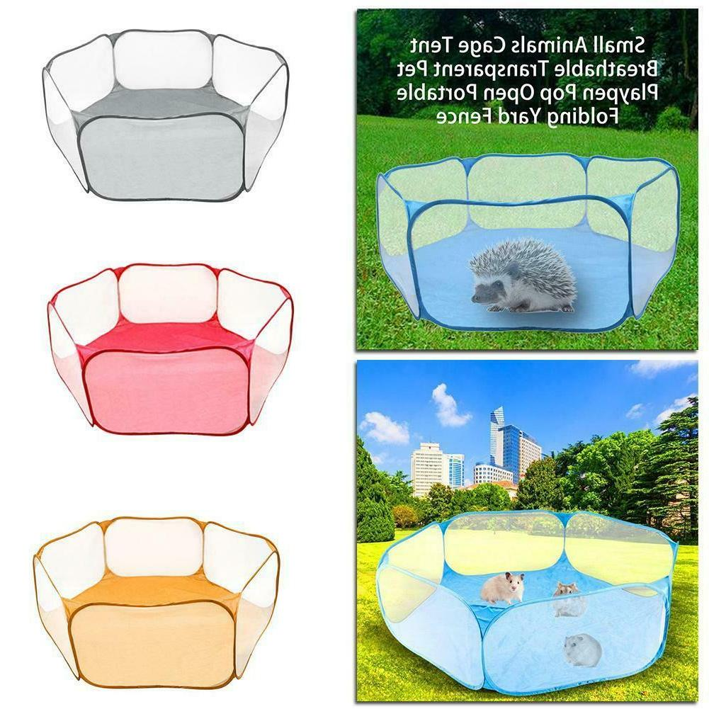 2020 new small animals cage tent rabbits