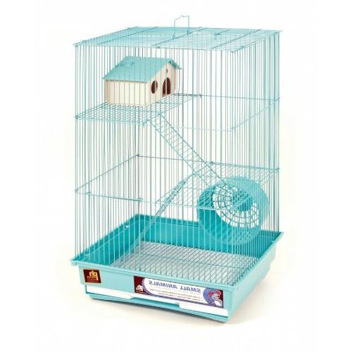 2030 hamster pastel cage