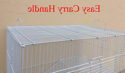 "24"" NEW Chinchilla Guinea Pig Rat Hamster Mouse Rat Cage 150"
