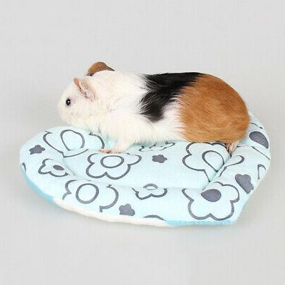 2x Ultra Soft Hamster Cage Dog Nest Pig Seat Pad