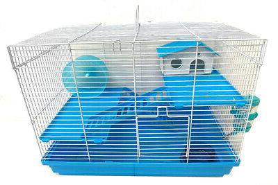 3 floors syrian hamster home house rodent