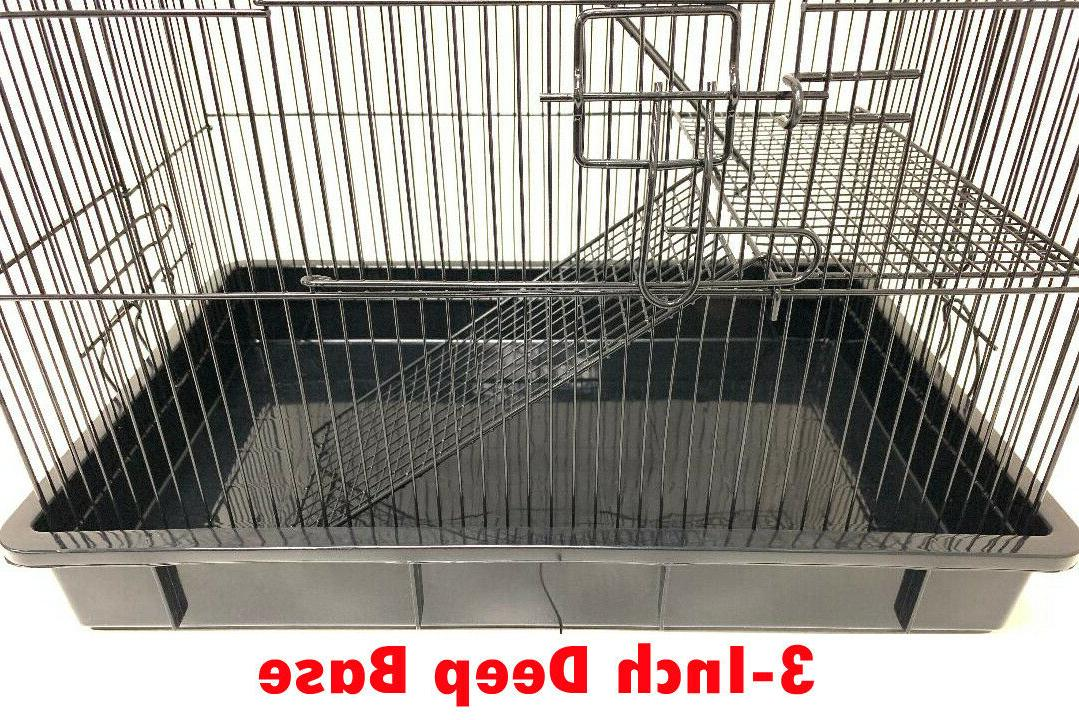 3-Level Guinea Small Mice Hamster Gerbil Cage