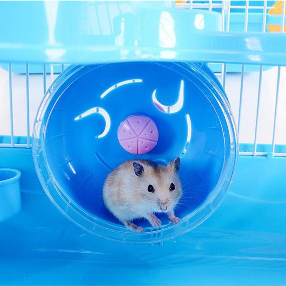 Adeeing 3-storey Pet <font><b>Cage</b></font> House Portable Mice