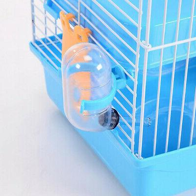3-storey Pet Hamster Luxury House Mice Home Habitat