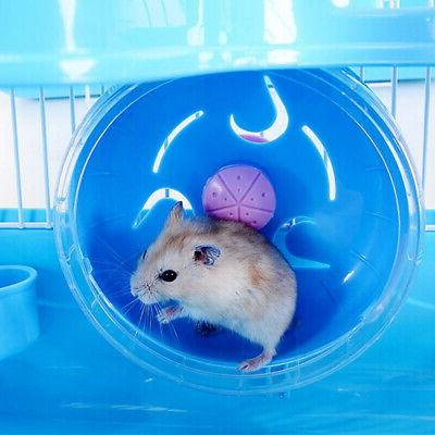 3 storey pet hamster cage luxury house