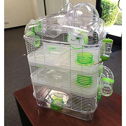 4 level hamster mice mouse