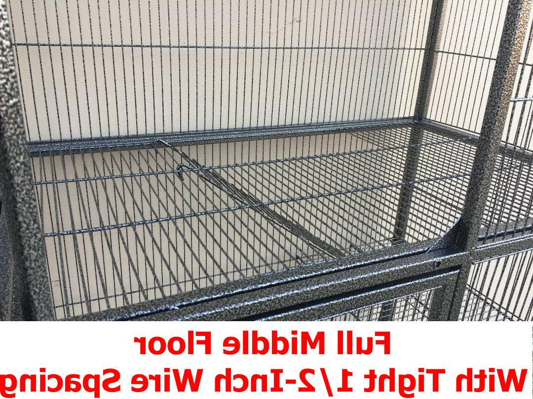 4 Levels Story Feisty Sugar Cage257