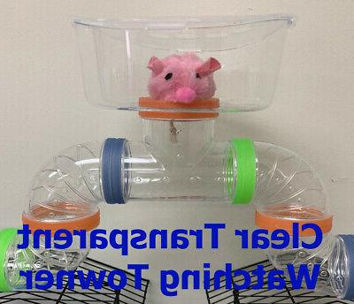 Happy Tower Rodent Cage*