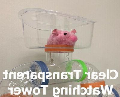 Large 5-Floor Watcher Hamster Habitat Rat
