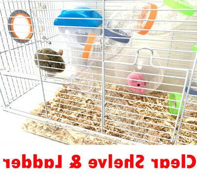 5-Floors Tunnel Home Hamster Mouse