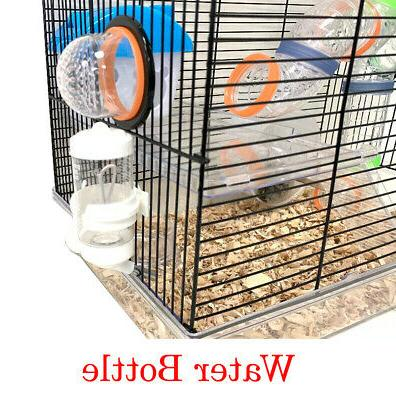 2-Floors Syrian Hamsters Rodent Mouse Mice Habitat