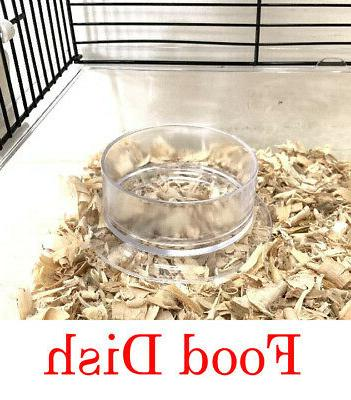 Acrylic Rodent Rat Cage