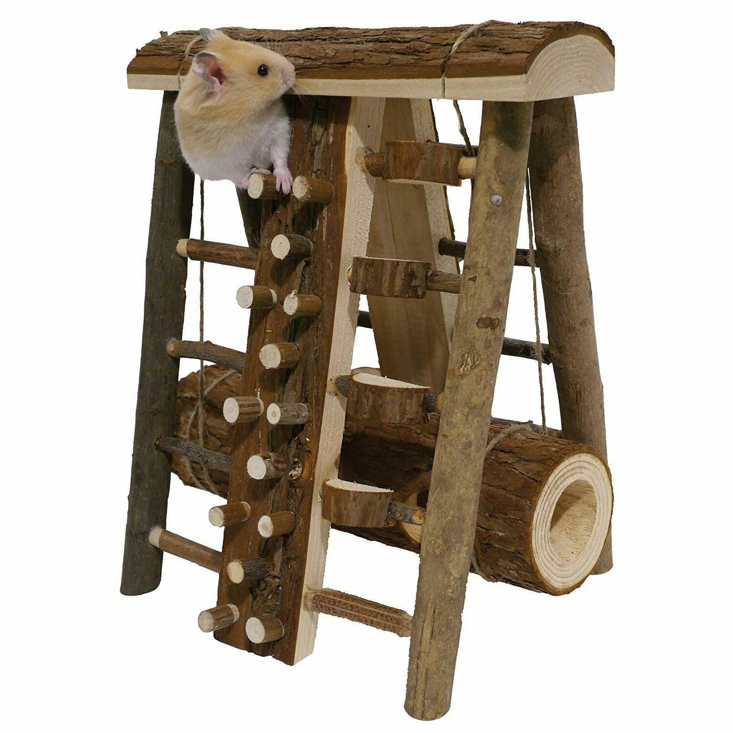 activity assault course hamster and small animal