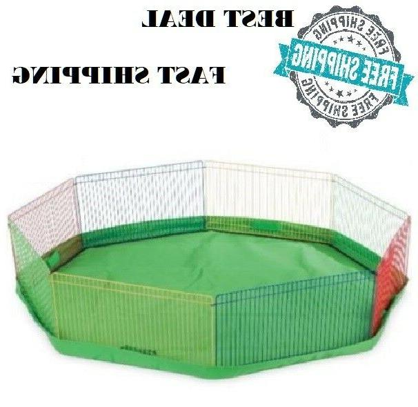 Small Pet Playpen Panel