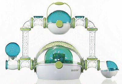 Habitrail Dwarf Hamster Cage, Small Hamster Accessories