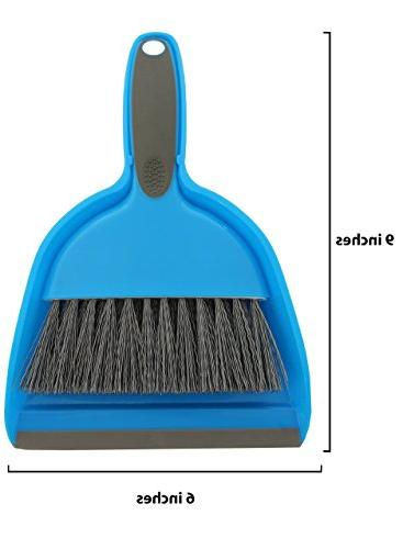 Cage Cleaner for Pigs, Hedgehogs, Hamsters, Chinchillas, Rabbits, Reptiles, Other Animals Cleaning Animal Waste - Dustpan