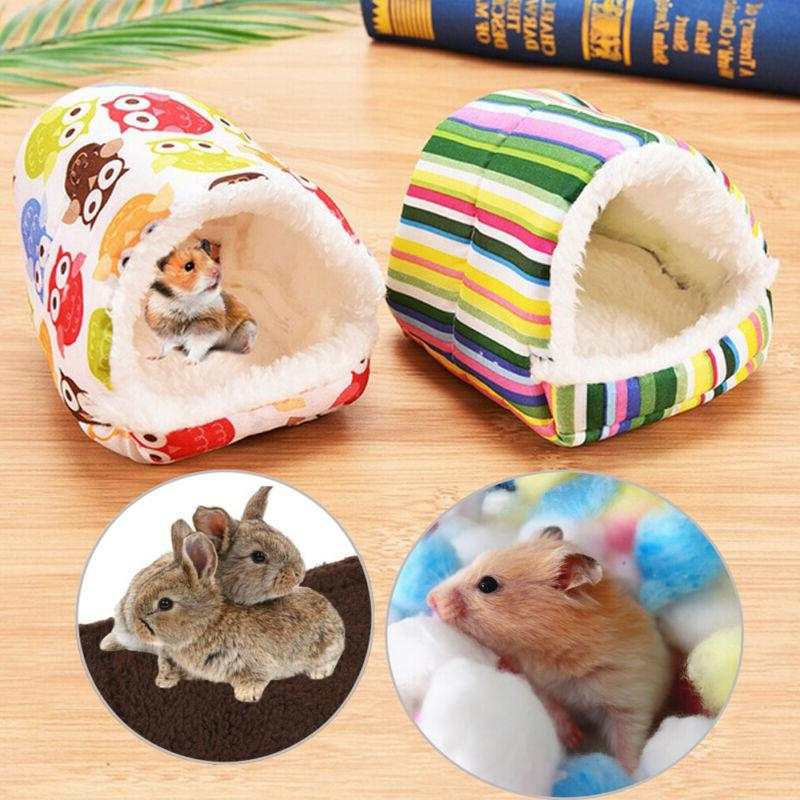 cage rabbit hamster sleeping bed guinea pig