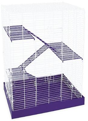 chew proof 4 story hamster cage
