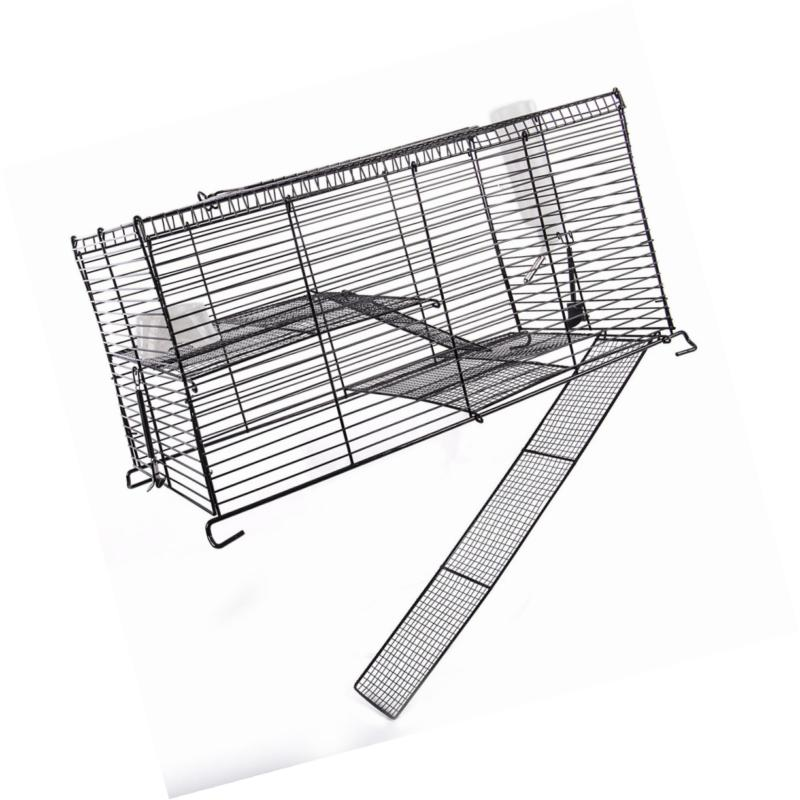 chew proof rise pet cage