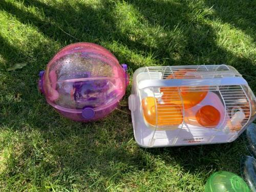 Habitrail Hamster X2 Lots Of Extra