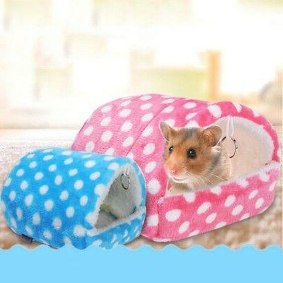 Cute Animal Cage Hamster Hedgehog Sleeping S-XL