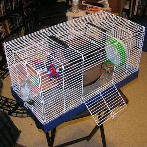 Deluxe Pet Cage Habitat Pig Hedgehog Rabbit