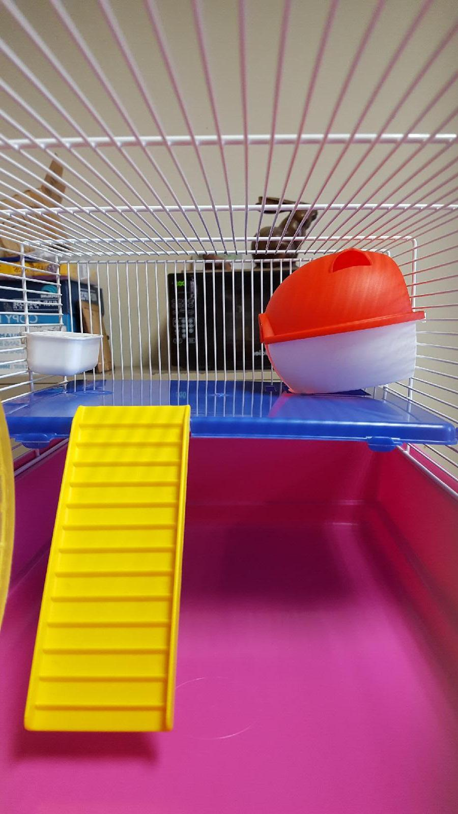 #DM 351WH HAMSTER CAGE