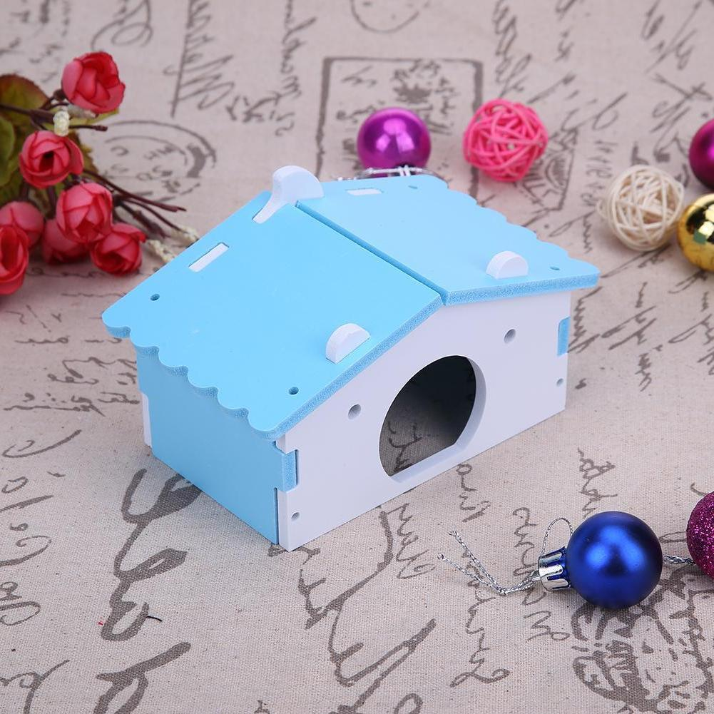 Eco Hamster Stairs Bed House Cage Toys