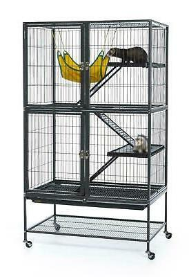 ferret cage chinchilla hamster metal