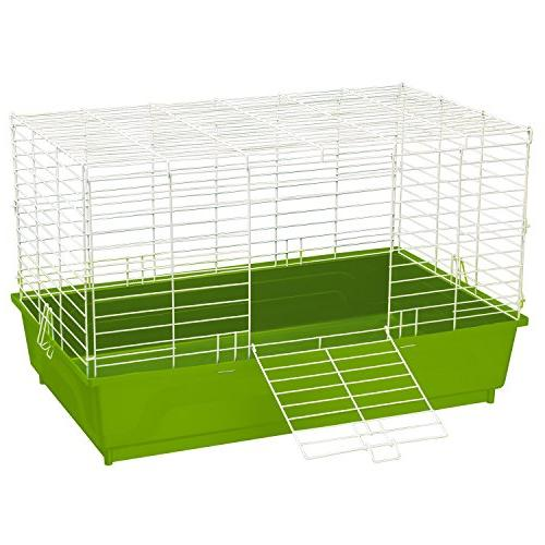 first home cage rabbits
