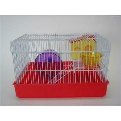 YML H810 2-Level Hamster Cage, Blue
