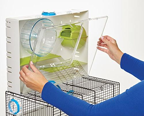 """MidWest Homes Hamster Cage   Arcade 18.11"""" x 11.61"""" x 21.26"""""""