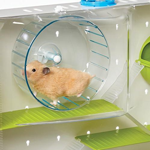 "MidWest Homes Pets Hamster | Awesome Arcade Hamster 18.11"" 21.26"""