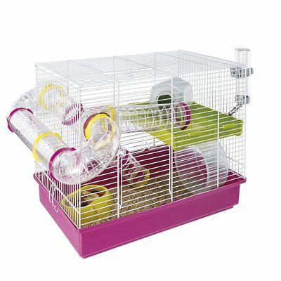 hamster cage habitats animal nest
