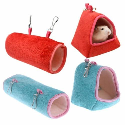 Hamster Cage Pig Sleeping Bed Warm