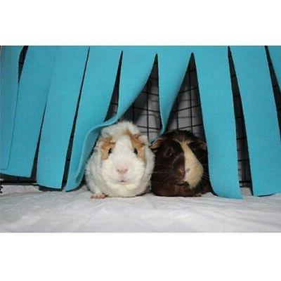 Pets Hamster Bed Pig Hideout Cage HOT