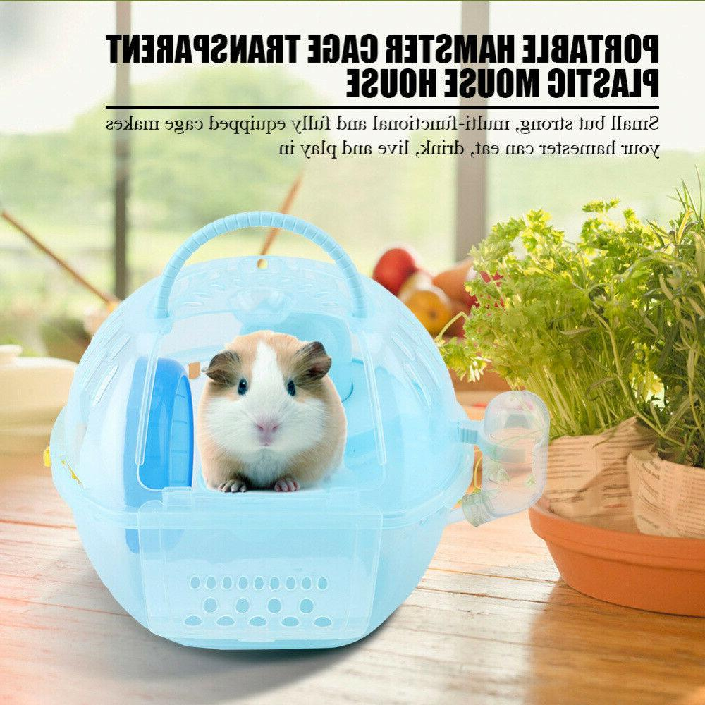 House Bed Cage Nest For Small Animal Pets Hamster Hedgehog G