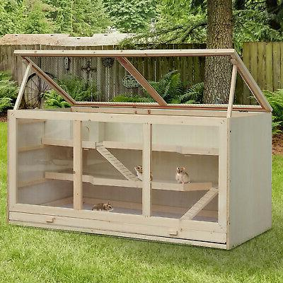 hamster cage small animals hutch mouse rats