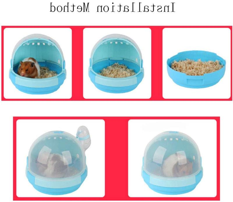 Hamster Carrier Cage Transport Syrian Hamster, Small