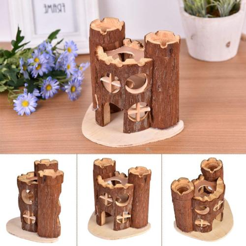 Awtang Hamster Castle House for Exercise Toy