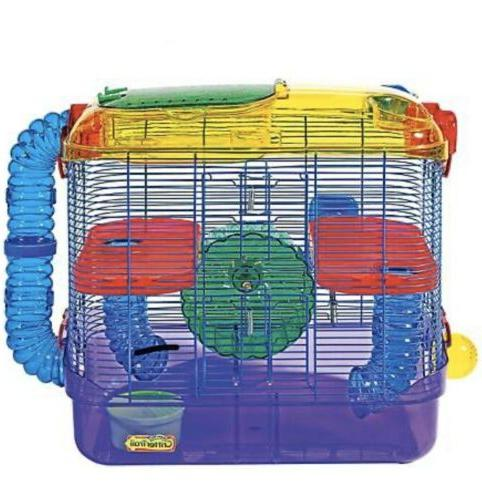 hamster crittertrail cage
