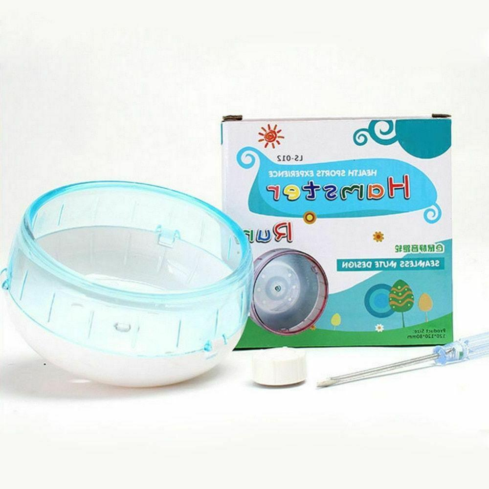 Hamster Exercise Toy Small Safety Guinea Pig Cage