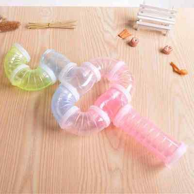 Hamster Tunnel Tube Cage Accessories