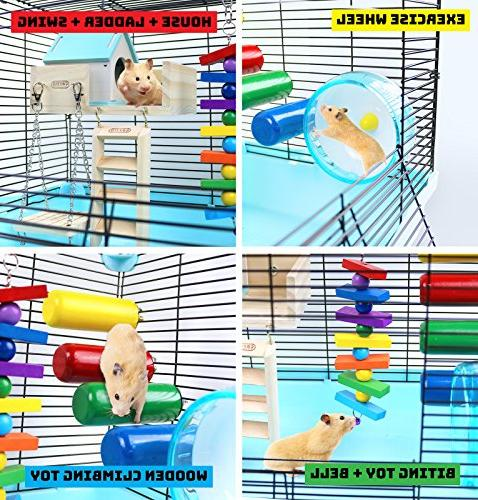 GalaPet and Pig Cage for Small