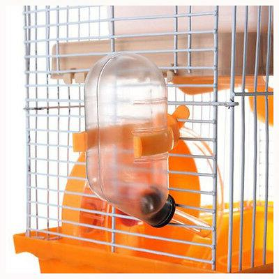 Hamster Pet Storey Levels Floor Wheel ED
