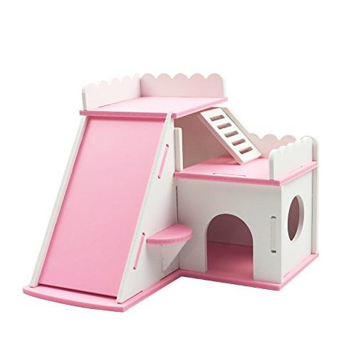 hamster house animal hideout