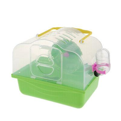 hamster travel cage portable carrier great